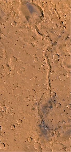 Image illustrative de l'article Ma'adim Vallis
