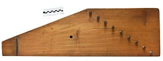 Baltic psaltery - Image: Gusli tradition
