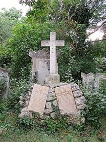 Gustav von Chorinsky grave, Vienna, 2016.jpg