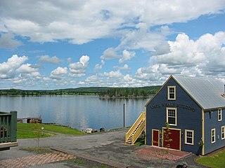 Guysborough, Nova Scotia (community) Village in Nova Scotia, Canada