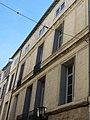 Hôtel de Campan (Montpeller) - Façana - 3.jpg