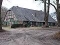 Hünxe Drevenack-Bauernhaus Langhaus.jpg