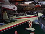 HB-MSK (aircraft), Hirth Hi-27 Akrostar Mk2 pic4.JPG