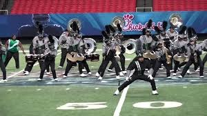 Hightower High School - Image: HHS Hurricane Band @ Peach Bowl