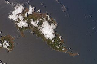 Hiva Oa Island in French Polynesia