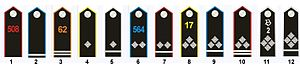 Ranks and insignia of the Hitler Youth - Image: HJ Ränge Nr