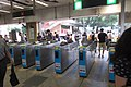 HK 上水站 Sheung Shui Station 港鐵 MTR concourse n pay gates Sept 2017 IX1.jpg