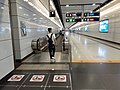 HK 中環 Central 香港站 Hong Kong MTR Station passageway moving walkway September 2020 SS2.jpg