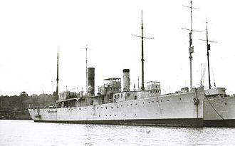HMS Bryony (1917) - Image: HMS Bryony (1917)