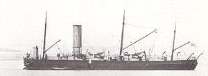 HMS Royal Sovereign (1857) - Image: HMS Royal Sovereign (1857)