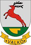 Huy hiệu của Valkó