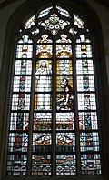 Haarlem Bavokerk - boven hondeslagers altar
