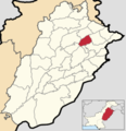 Hafizabad District, Punjab, Pakistan.png
