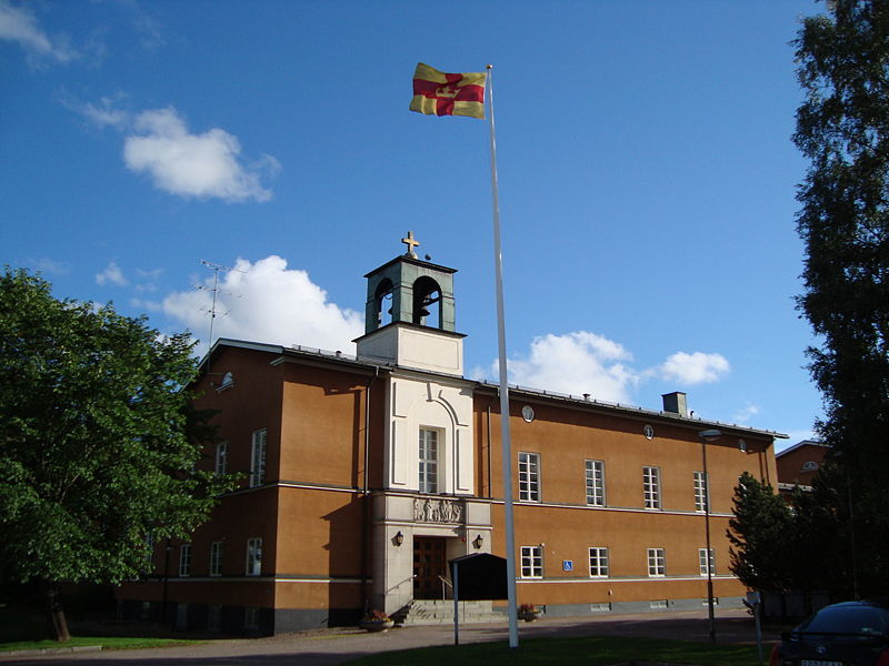 Hagakyrkan i augusti 2008