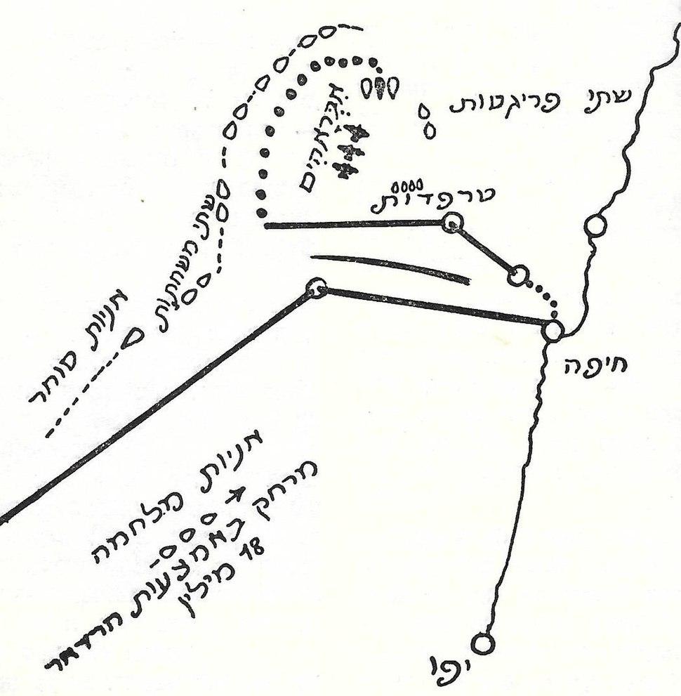 HaifaBattleElAharam1956