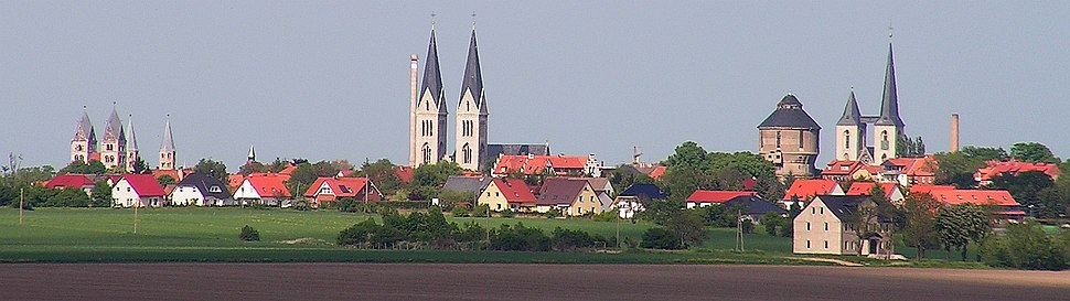 Halberstadt Stadt der Kirchen Foto 2005 Wolfgang Pehlemann Wiesbaden Germany PICT0042