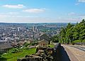 Halifax from the top of Southowram Bank (2578674846).jpg
