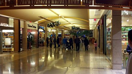 The Shops at Willow Bend, Plano's upscale shopping mall[24]