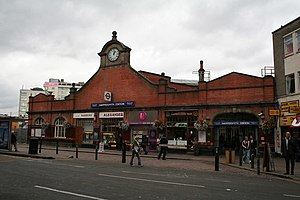 Hammersmith station (Hammersmith and City line) - geograph.org.uk - 562093.jpg