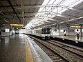 Hanshin Nishi-Kujo Station Home.jpg