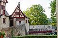 Harburg in Schwaben, Burg Harburg, Staufisches Tor, 003.jpg