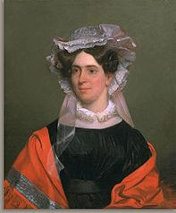 Portrait of Sarah Stanton Blake (Mrs. Joshua Blake)