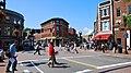 Harvard square 2009j.JPG