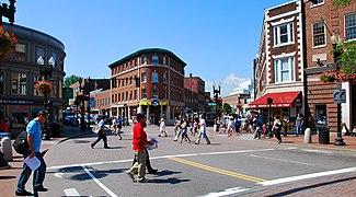 Harvard square 2009j