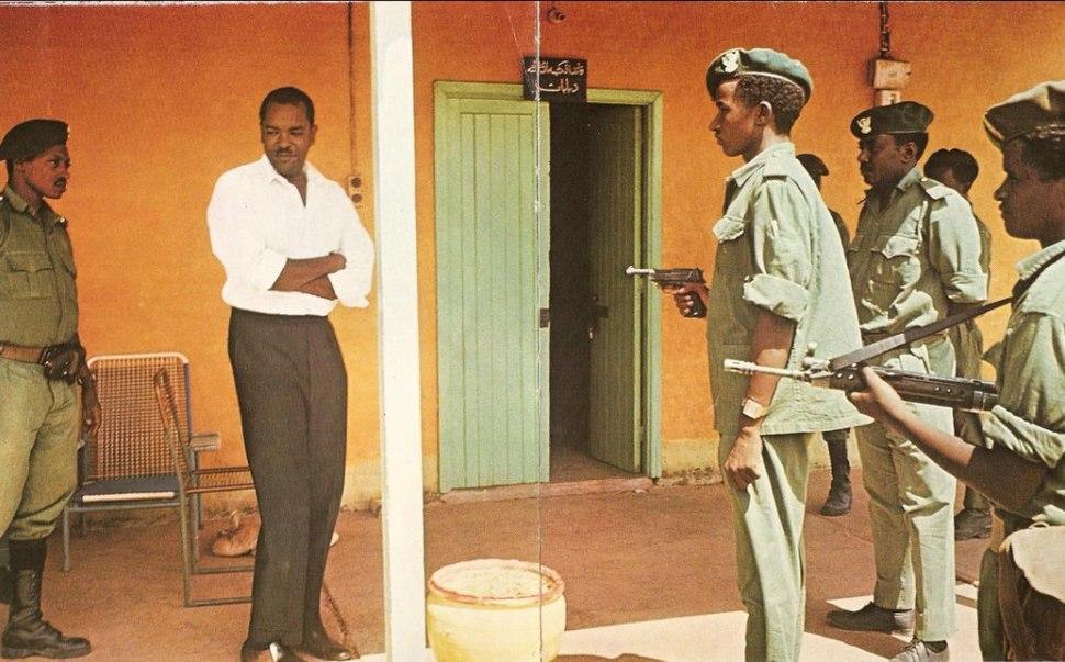 Hashem al Atta, 1971 Sudanese coup d'état