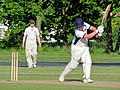 Hatfield Heath CC v. Netteswell CC on Hatfield Heath village green, Essex, England 55.jpg