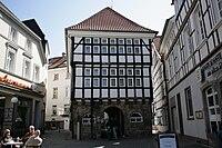 Hattingen - Untermarkt - Altes Rathaus 04 ies.jpg