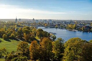 Potsdam Capital of Brandenburg, Germany