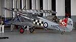Hawker Fury Mk.I K5674 in hangar (5922620990).jpg