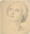 Head of a Woman Looking Up MET DP803991.jpg