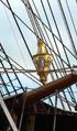 Hecklaterne des italienischen Segelschulschiffs Amerigo Vespucci.png