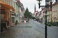Heilbad Heiligenstadt, die Wilhelmstraße.jpg