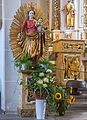 Heilbad Heiligenstadt Neustädter Kirchgasse 5 St. Ägidien Pfarrkirche (katholisch) Ausstattung Kirchhof 20.jpg