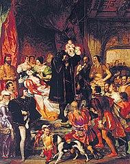 Naissance d'Henri IV