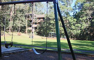 Lane Cove North Suburb of Sydney, New South Wales, Australia