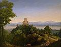 Helmsdorf JF-Vue du château de Kintzheim.jpg