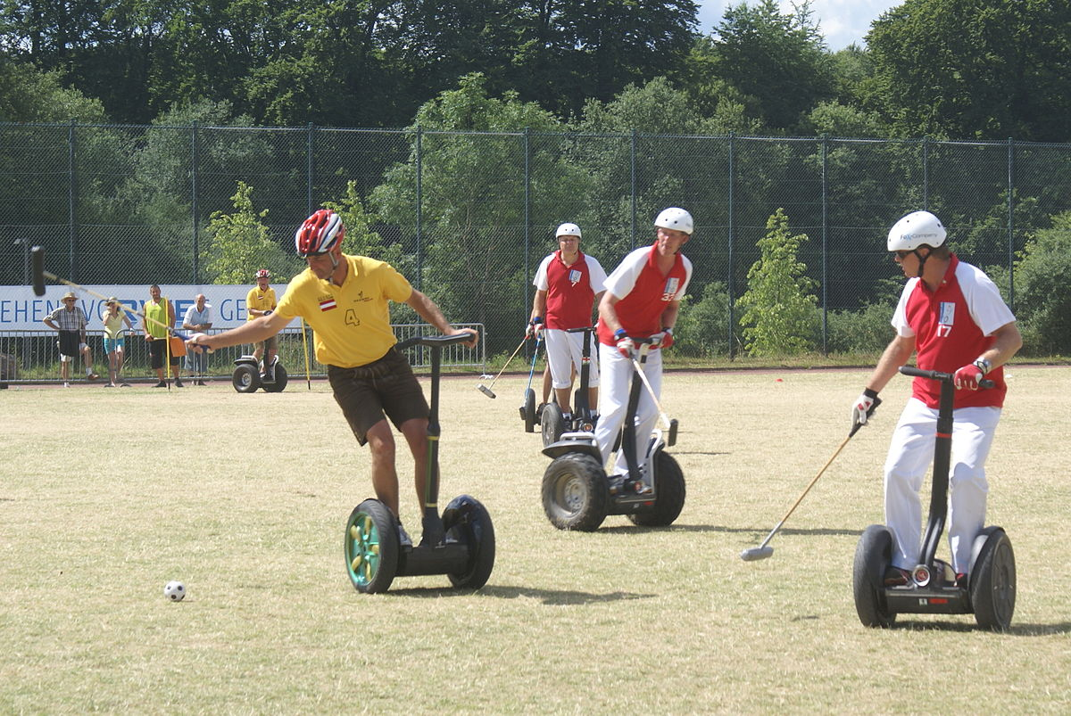 was ist segway polo?