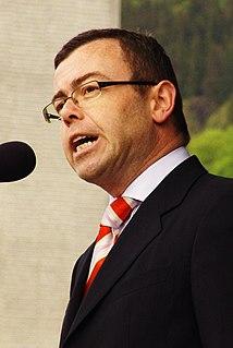 Henning Warloe Norwegian politician