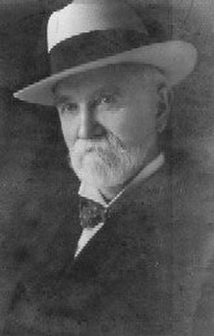 Philippine Organic Act (1902) - Congressman Henry A. Cooper authored the Philippine Bill of 1902.