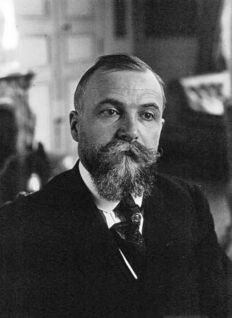 Henry Simon (politician) - Simon in 1917