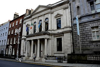 Royal College of Physicians of Ireland - Heritage Center, The Royal College of Physicians of Ireland