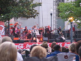 Optreden van Herman's Hermits op City Stages in Birmingham (Alabama) in 2006.