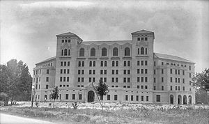 Memorial Hermann Health System - Hermann Hospital in the 1920s