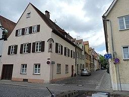 Herrenhäuser in Augsburg
