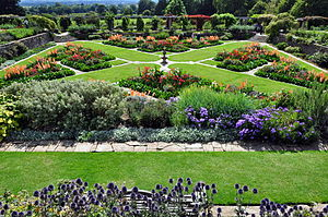Gertrude Jekyll - Jekyll's design at Hestercombe Gardens, Somerset
