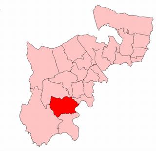 Heston and Isleworth (UK Parliament constituency)